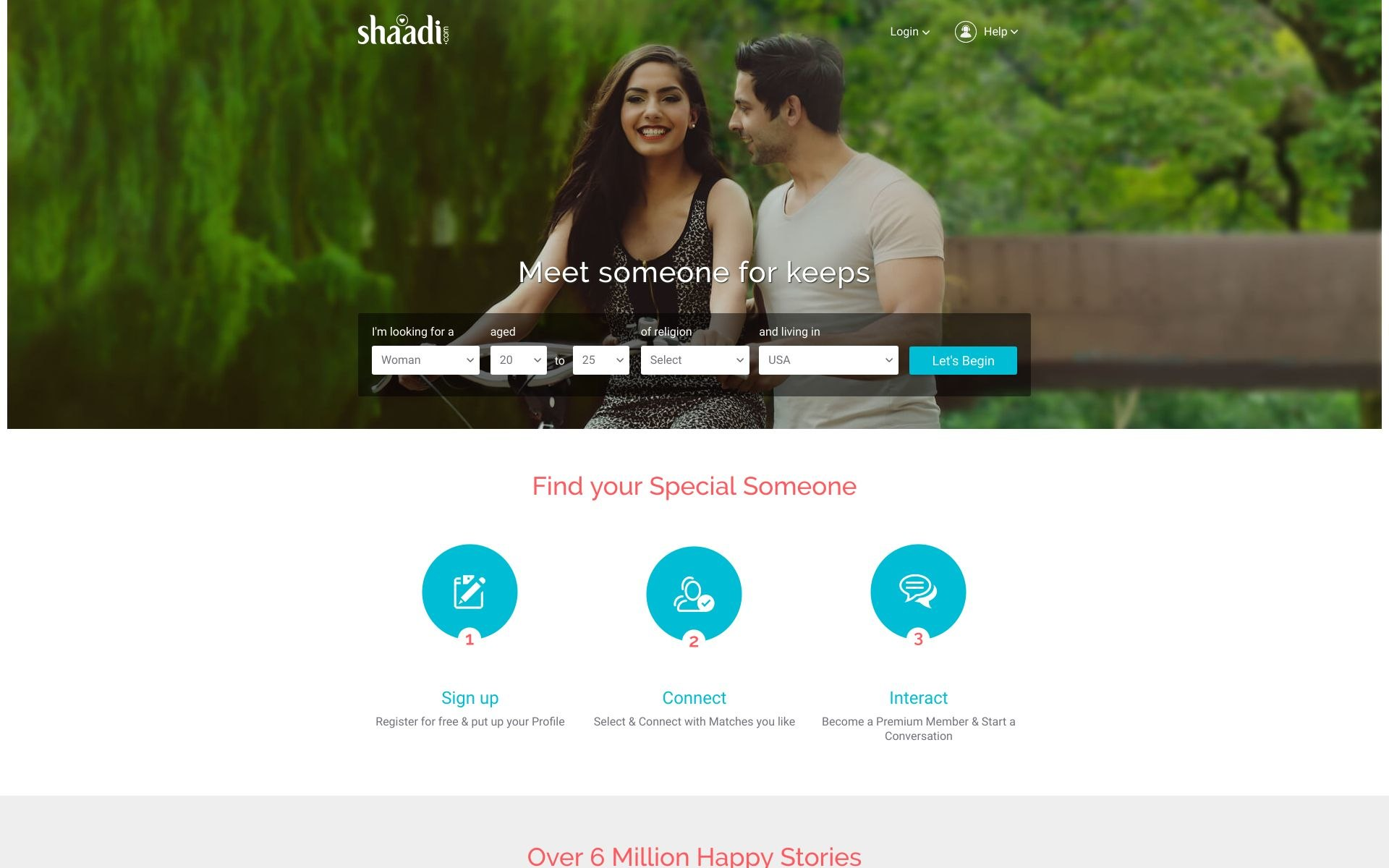 Shaadi Website Post Thumbnail